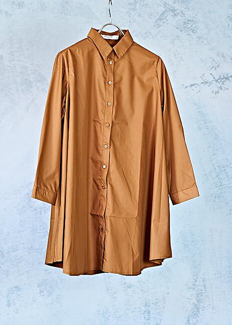 shirt-dress-in-cotton-poplin-cuca.gr