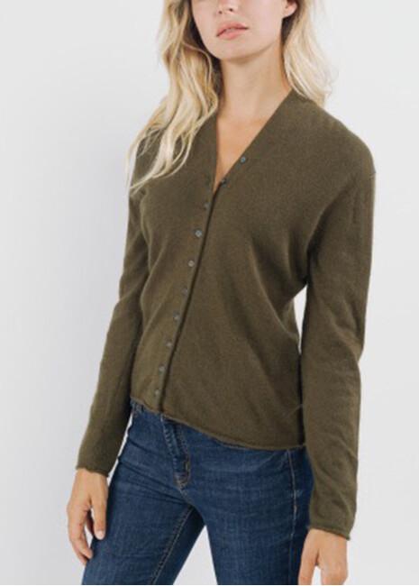 jacket-wool-with-v-neckline-cuca.gr